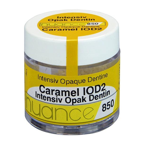 Nuance 850 Intensiv-Opak-Dentin Karamell IOD2, 10 g