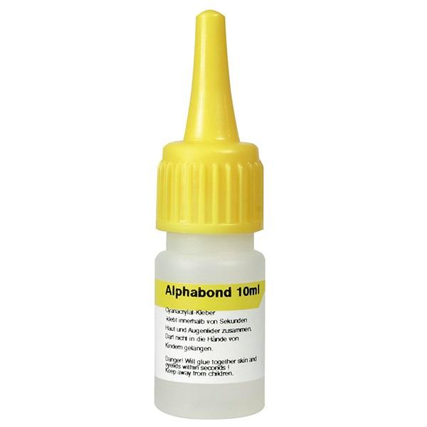 Alphabond Cyanacrylat-Kleber, 20 ml
