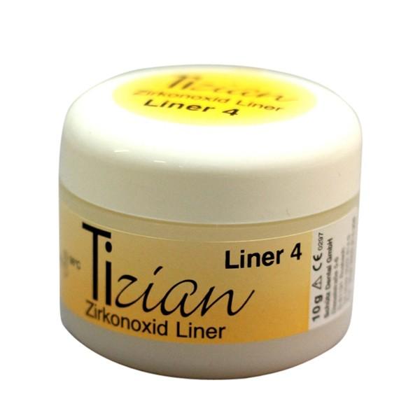 Tizian Ti Keramik Liner, 10 g / Linerfluid