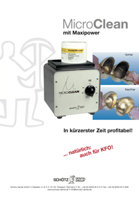 Microclean (Deutsch)